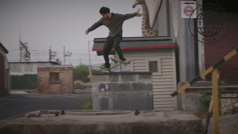 World View: Cape Town, South Africa | TransWorld SKATEboarding