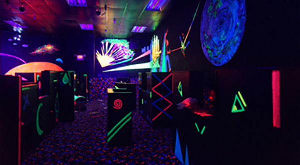 laser tag - Attractions