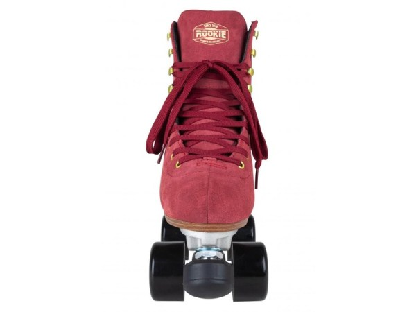 Rode Rookie classic suede rollerskates