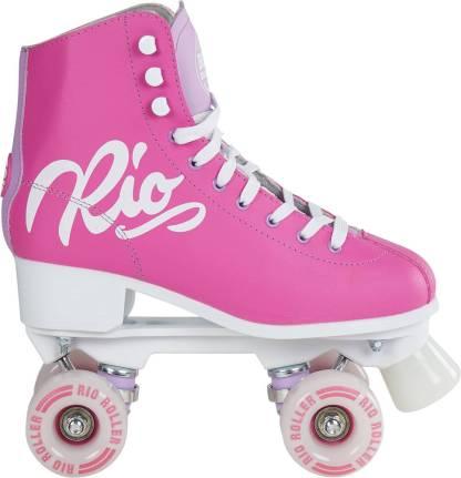 RIO rolschaatsen roze