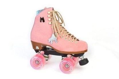 Moxi Rolschaatsen Roze