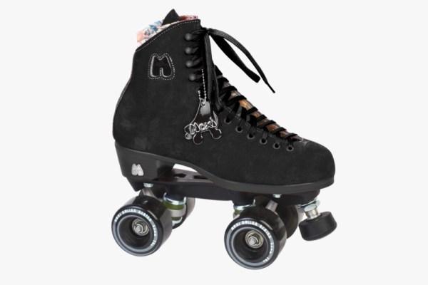 Moxi Rolschaatsen Zwart