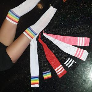 Rolschaats sokken