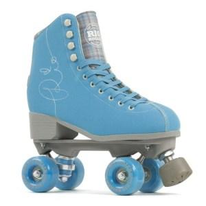 Rio Rollerskates Blauw voorkant