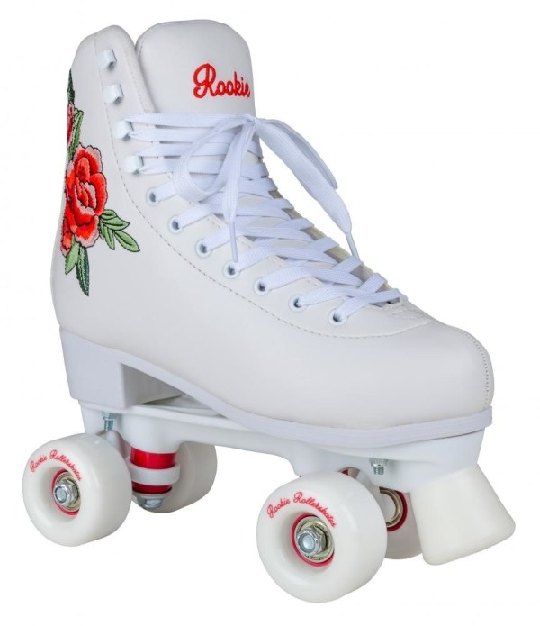 Rookie Rosa Rollerskates voorkant