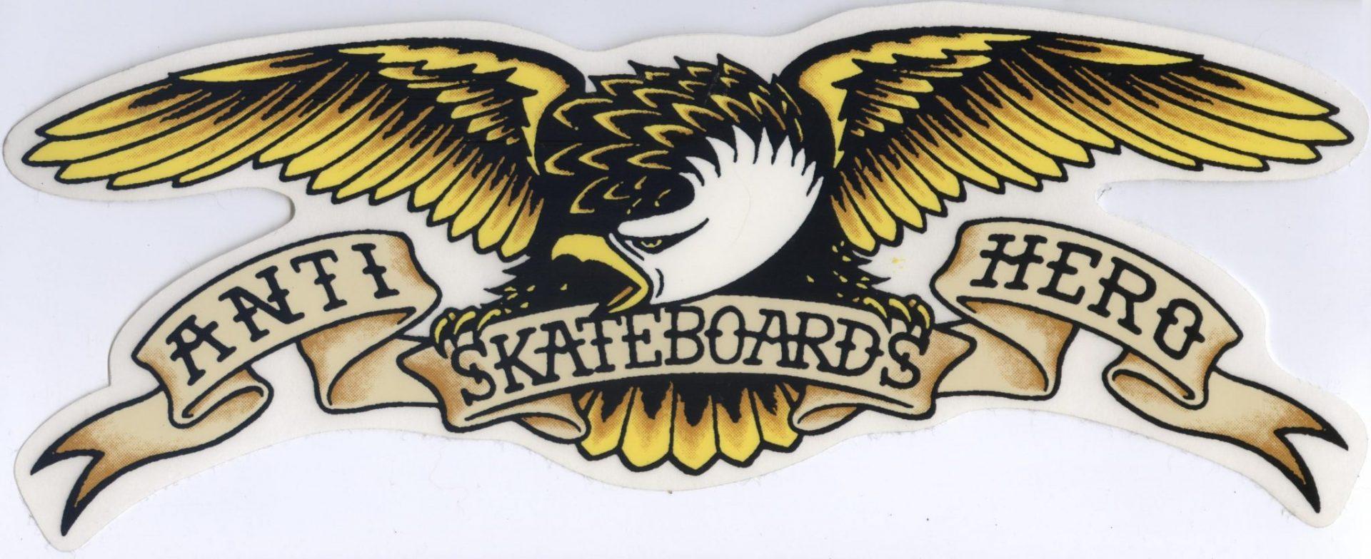 Antihero skateboards