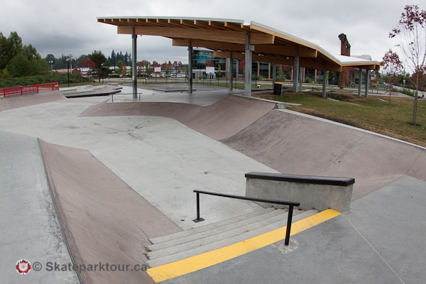 Cloverdale Youthpark, Surrey BC