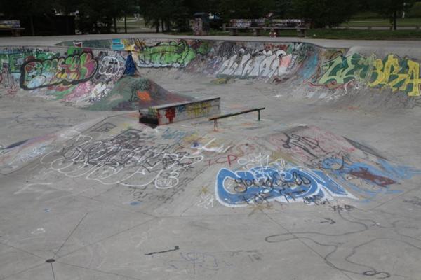 Kaskitayo Skatepark – Edmonton AB