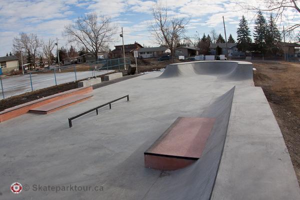 Southwood Skatepark, Calgary AB