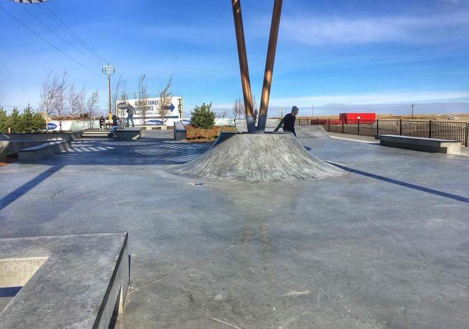 Carrington Skate Spot – Calgary AB