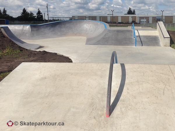 Delburne Skatepark