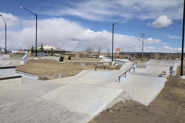 Cochrane Skatepark – Cochrane AB