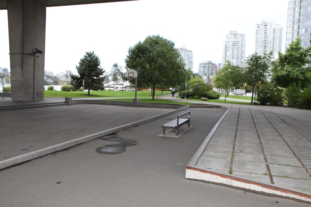 Coopers Park Skate Spot * Vancouver
