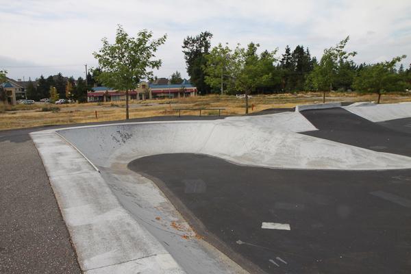 Murrayville Skateboard Park * Langley BC