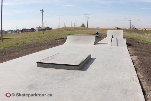 Chestermere Skatepark * Chestermere AB