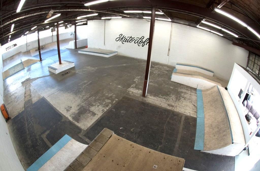 Skate Loft Indoor Skatepark * Scarborough ON