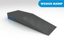 The wedge ramp skate ramp module is one of the modules available for councils and commercial organisations from Skateramps Australia