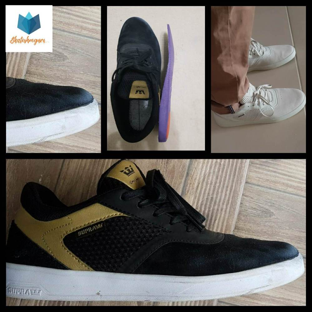 supra the saint skate shoes review