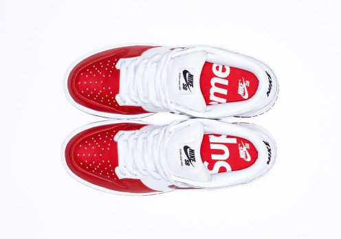 nike sb dunk low supreme