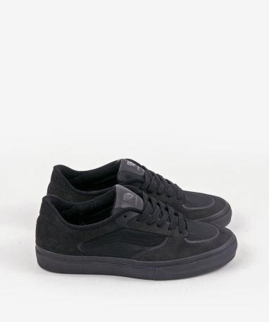 vans_rowley-black shoes