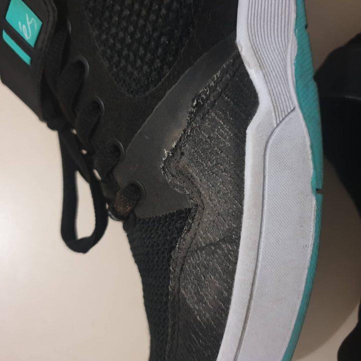es accel plus ever stitch shoes