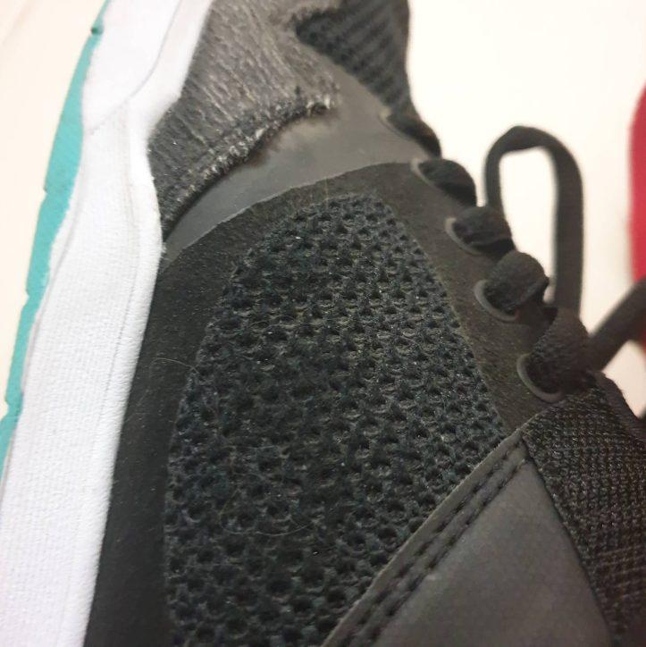 es accel plus ever stitch shoes 8