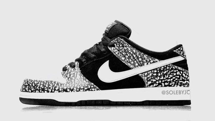 Nike sb dnk low civilist