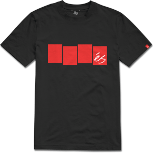 es block flag t-shirt