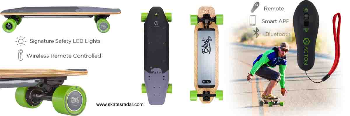 Acton best electric motorized skateboard under budget