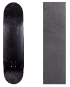 Cal 7 Blank Skateboard Deck with Grip Tape