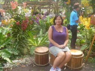 an other Orchid Garden