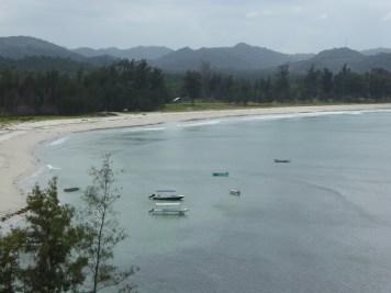 Kalampunian Beac, Tip of Borneo