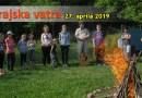 Jurajska vatra 27.4.2019