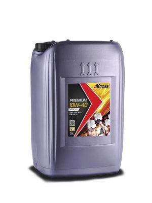 Масло моторное AKross PREMIUM 10W-40 SG/CD 20л