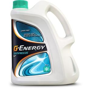 Антифриз G-Energy Antifreeze NF 40 G11 5л по цене 4л АКЦИЯ