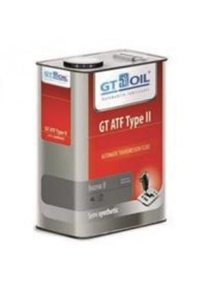 Масло трансмиссионное GT OIL ATF Type II, Dexron II (H) 4л