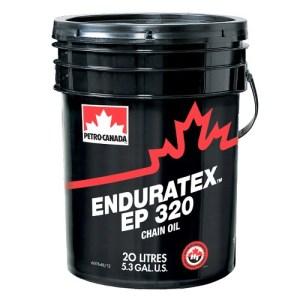 Масло редукторное PETRO-CANADA ENDURATEX EP 320 AGMA 9005-D95 20л