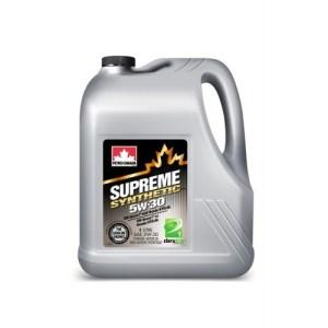 Масло моторное PETRO-CANADA SUPREME SYNTHETIC 5W-30 GF-5 SN синтетика 4л