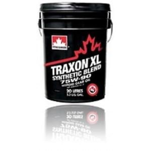 Масло трансмиссионное PETRO-CANADA TRAXON XL SYNTHETIC BLEND 75W-90 GL-5/GL-4 J2360 20л