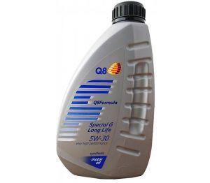 Масло моторное Q8 F Special G Long Life 5W-30 SN/CI C3/A3/B4 синтетика 1л