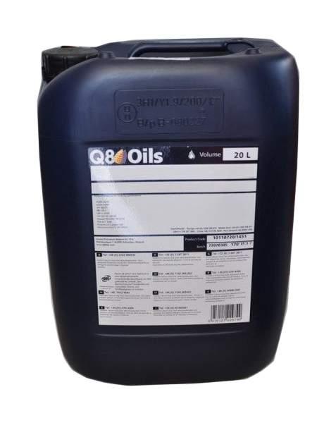 Масло моторное Q8 T 800 10W-40 CI-4/SL А3/В3/B4/E3/E5/E7 полусинтетика 20л