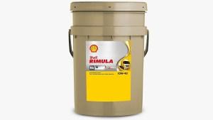 Масло дизельное Shell Rimula R6 М 10W-40 E7/E4 CF синтетика 20л