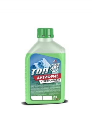 Антифриз ТОП-40 G11 зеленый 1кг