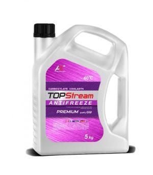 Антифриз TOPStream PREMIUM G12 фиолетовый 5кг