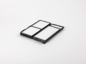 GB-9839 BIG воздушный фильтр салона HYUNDAI Accent 1.5L 02- Getz 02