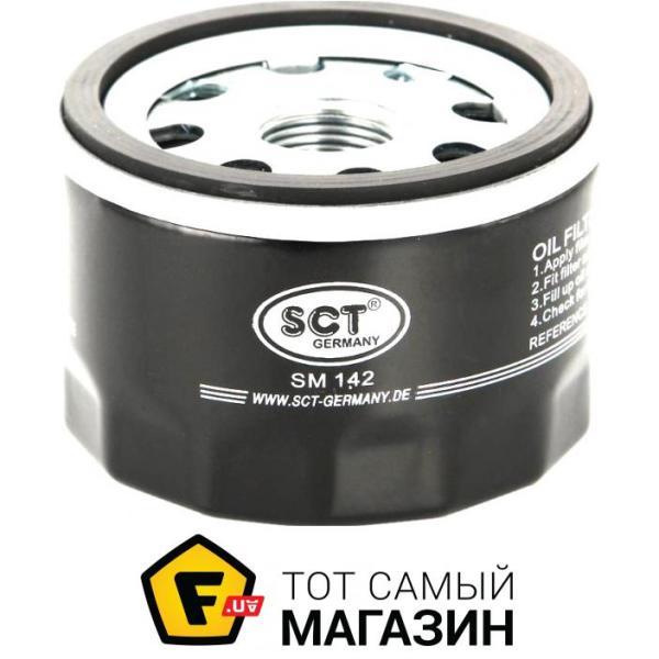 SM 142 SCT масляный фильтр Лада Ларгус