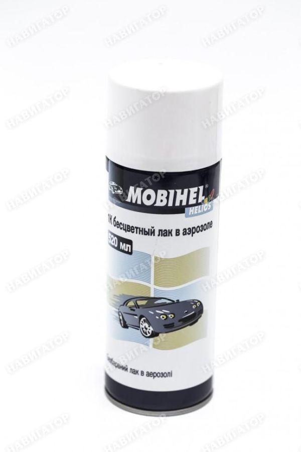 Финиш-лак MOBIHEL 1К бесцветный аэрозоль 520мл