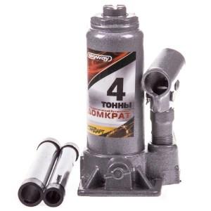 Домкрат бутылочный SKYWAY STANDART 4т h 168-328мм