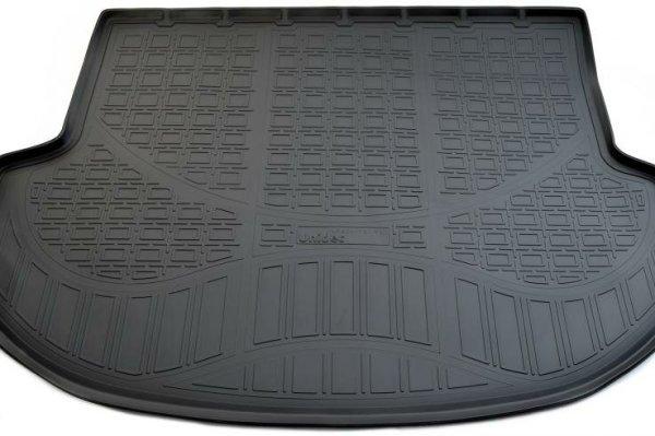 Коврик багажника большой полиуретановый SKYWAY черный 109,5х144см