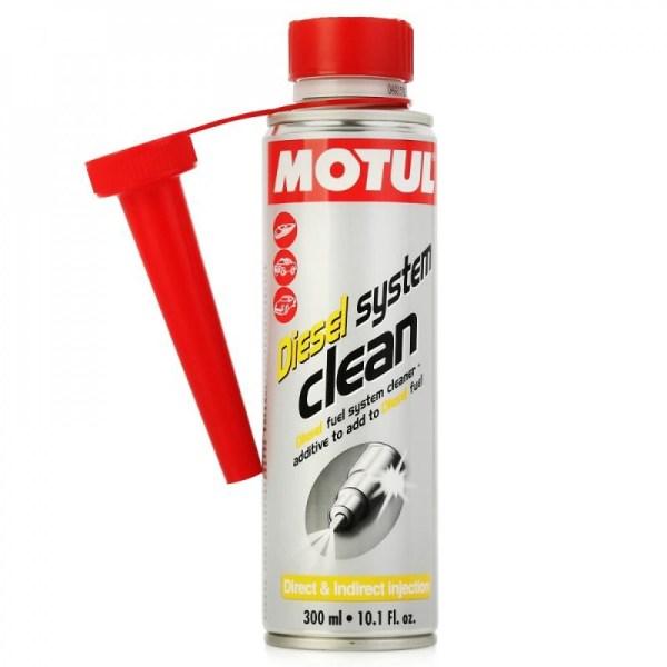 Очиститель топливной системы MOTUL Diesel System Clean 0,3л